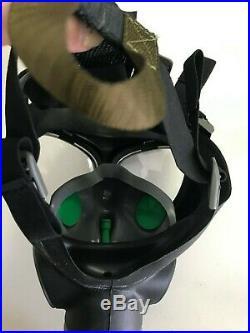 10 x Scott M95 Full Face Respirator NBC Gas Mask Swat Military Police Prepper
