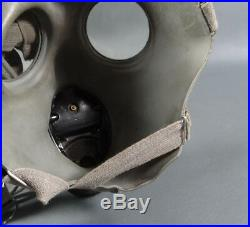 1939 WWII German Ally Royal Bulgarian Gas Mask Filter Respirator Helmet&Canister