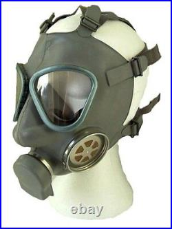 2 GASMASKS & Filters Respirator Original Military Finnish M61 Voice Enhancer NEW