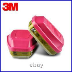 3M 60926 Multi Gas/Vapor/P1OO Replacement Cartridge Various Package Quantities