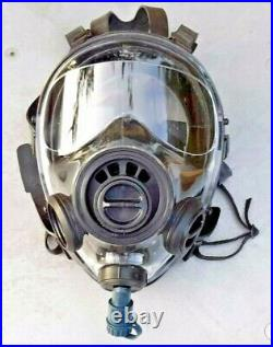 40mm NATO Gas Mask SGE INFINITY withDrink System & NBC Filter Exp 7/2025 SMALL