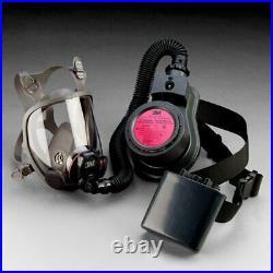 4 in 1 6900DIN Full Facepiece Reusable Respirator Gas Face Mask Large