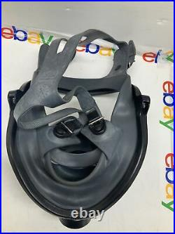54401 North Safety Gas Mask Respiratory Protection Size M/L New No Box