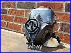 #7 AVON FM53 M53 Gas Mask Respirator Medium Left Handed NEW FULL KIT M50 CBRN