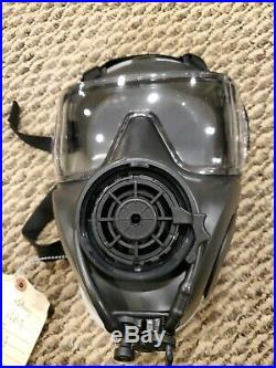 AVON FM53 M53 Gas Mask Respirator Medium Right Handed NBC M50 Special Forces