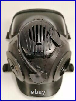 Avon C50 CBRN Protective Gas Mask Respirator with 40mm Filter and Bag size Large