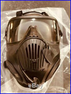 Avon C50 First Responder, small Gas Mask Military NATO 70501 Twin Port