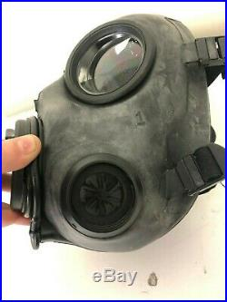 Avon CBRN-FM12 Respirator Gas Mask Size 1 / LARGE CBRN FM12 UK