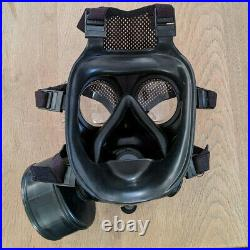 Avon FM12 Gas Mask Respirator Size 2 Twin Port