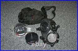 Avon FM12 Respirator Gas Mask Size 2