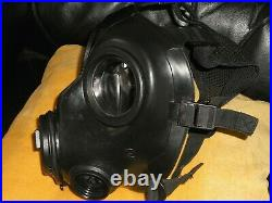 Avon FM12 Tactical Respirator First Year Issue 1997 Size 2 Large