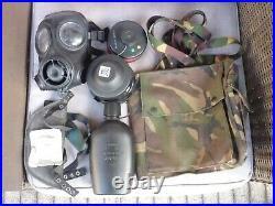 Avon FM12 gas mask FREE SHIPPING WORLD WIDE 1995 size 2 respirator