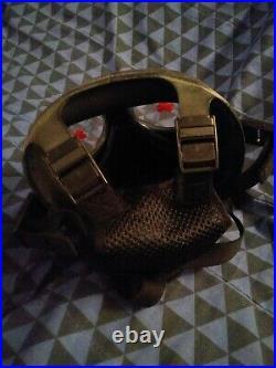 Avon FM12 gas mask, respirator. New. Size 1