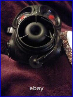 Avon FM12 gas mask, respirator. New. Size 2