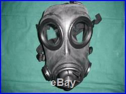 Avon FM12 unbenutzt Gasmaske unused gas mask respirator size 2 or 3 Police