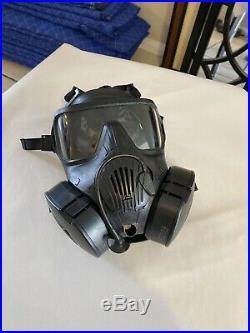 Avon FM50 Chemical-Biological Respirator/US Military NBC Gas Mask PN 71050/2