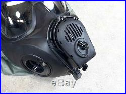 Avon FM53 CBRN/NBC Gas Mask ULTIMATE 40mm NATO Kit Commercial System Brand New