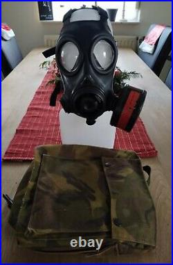Avon Fm12 Modern Respirator Gas Mask Size 2 Never Used, Survival, Prepping