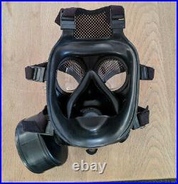 Avon Fm12 Respirator Gas Mask Size 2 Modern