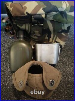 Avon Fm12 Respirator Gas Mask Size 3