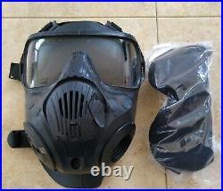 Avon Full Face Respirator C50 Gas Mask CBRN NBC Protection Medium wothout Filter