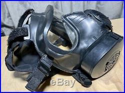 Avon Full Face Respirator M50 Gas Mask Protection Medium