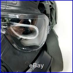 Avon M50 Gas Mask Full Face Respirator + Carry Bag NBC Protection size SMALL