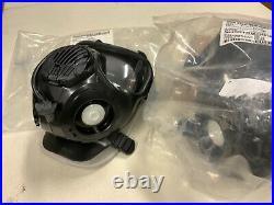 Avon M50 Gas Mask USGI CBRN Gas Mask Small Avon M50 Dual Filter