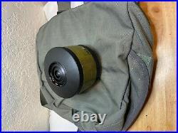 Avon M53A1 FM53 CBRN Gas Mask, NOS, LGE SOCOM LH