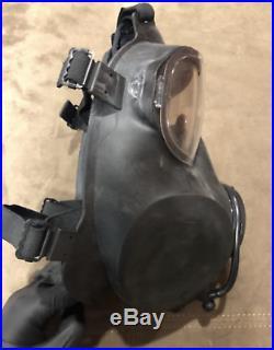 Avon M53 M-53 respirator L Large gas mask 2025 filter carrier
