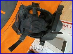 Avon Protection C50 Twin Port CBRN Gas Mask Respirator with Bag Size Large