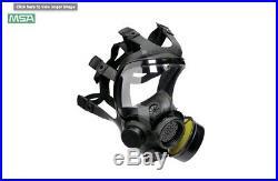 BRAND NEW MSA Advantage 1000 Riot Control Agent Gas Mask / Respirator 813859 Med