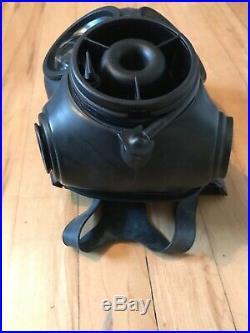British Army Avon Good Cond. RARE 1987 S10 Gas Mask Respirator Size 1 + Filter