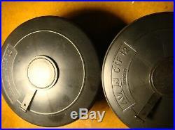 British Army FM12 Avon Gas Mask/Respirator size 2, filters, drinking straw