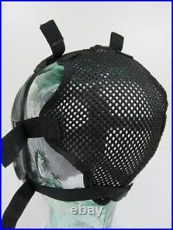 British Army Police NBC CBRN WHITE PSM FM12 Respirator Gas Mask S10 Prepper J1R1