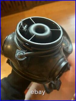 British Gas Mask S10 NBC Respirator Avon UK 2011 size 2 no filter