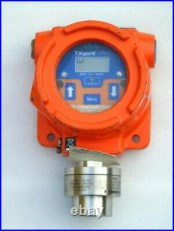 Crowcon Flamgard Plus 0-100% Lel Flameproof Gas Detector Safety Unit