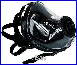 DISKIN M-350 Gas Mask Respirator Made in 2020 Military Spec 40mm Gas Mask