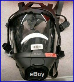 Dräger FPS7000 Atemschutzmaske Gasmaske Feuerwehrmaske
