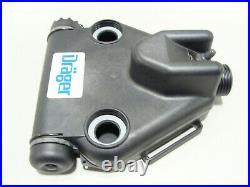 Drager / SafetyTech / Airboss C420 PAPR Gas Mask Respirator Blower Filter 40mm
