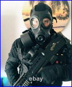 FM12 Respirator AVON NBC Gas Mask OEM Original SIZE 3 Free Shipping