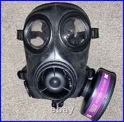 FM12 Respirator AVON NBC Gas Mask SIZE 1 (Large)