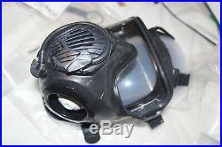FULL KIT + Filters M50 Gas Mask Respirator Small M50 FM53 M51 JSGPM CVC