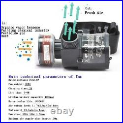 Full Face Gas Marsk Electric Constant Flow Supplied Air Fed Chemical Paint Work