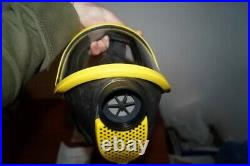 Full face Gas mask with universal FILTER FOR FREE Drager PANORAMA NOVA R26279