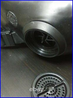 Gas Mask Avon FM12 Size 3 2003 CBRN NBC with Filter Surplus Respirator