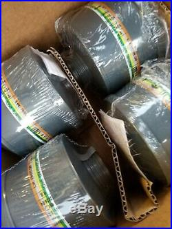 Gas Mask Filter 4-PAK NBC/Nuclear Biological Chemical -Mfg 4/2019 Exp 4/2024