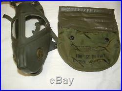 Gas Mask Riot Control XM28E4
