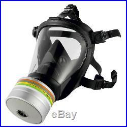 Gasmaske Honeywell Vollmaske ohne/mit Filter Atemschutz vom Fachhandel / ABC
