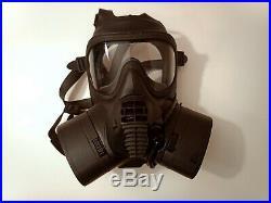 General Service Respirator, SCOTT, GSR Gasmaske, Gr 3 Medium, 2011, Atemschutz Nato